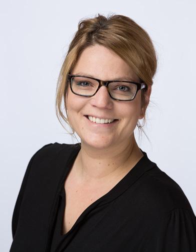 Annie Laplante - Agente de migration Place aux jeunes Coaticook - Carrefour jeunesse-emploi MRC de Coaticook