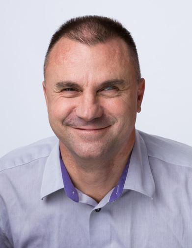 Steve Proulx - Directeur général - Carrefour jeunesse-emploi MRC de Coaticook